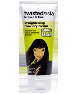 Straightening Blow Dry Cream