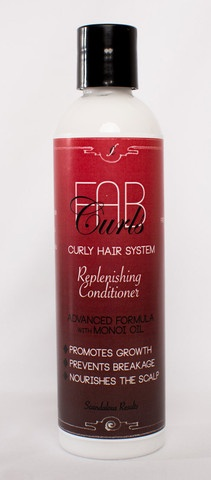 Curly Hair System Advanced Formula Conditioner