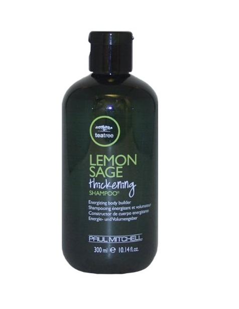 Thickening Shampoo, Lemon Sage,