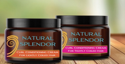 Curl Conditioning Cream- Lightly Coiled