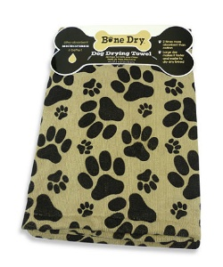Printed Drying Towel -Oversized & Ultra Absorbent Microfiber