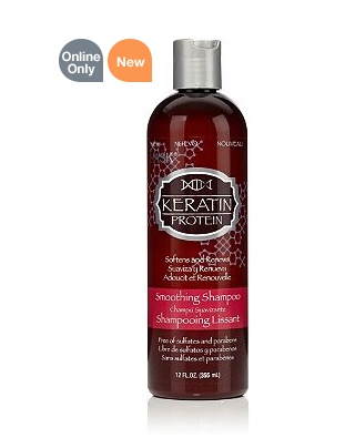 Keratin Protein Smoothing Shampoo