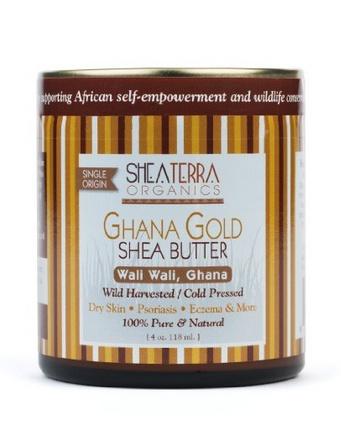 Shea Ghana Gold