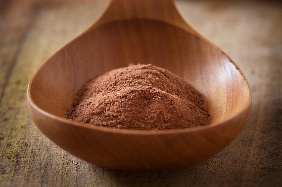 Cocoa Dry Shampoo Powder