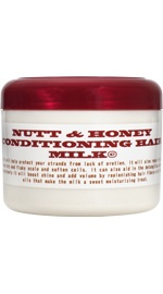 Nutt & Honey Conditioning Hair Milk