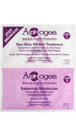 Two-Step Protein Treatment & Balanced Moisturizer