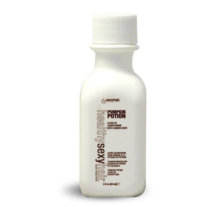Healthy Sexy Hair Pumpkin Potion Leave-In Conditioner with Ginger Root