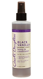 Black Vanilla Leave-In Conditioner