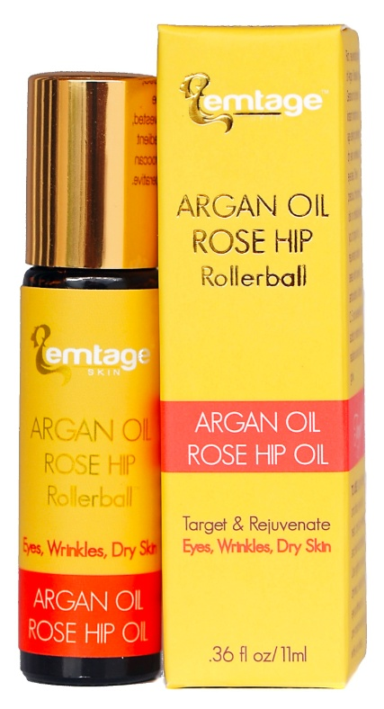 Argan Oil Rose Hip Rollerball