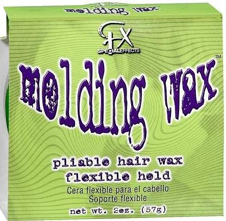 Molding Wax Pliable Hair Wax Flexible Hold