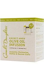 Khoret Amen Olive Oil Infusion Conditioning Treatment