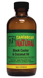 Caribbean Natural Black Castor & Coconut Oil