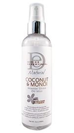 Natural Coconut & Monoi Intense Shine Oil Mist