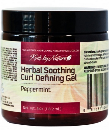 Soothing Herbal Peppermint Gel
