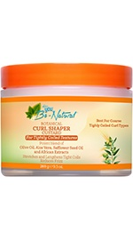 YOU Be-Natural Botanical Curl Shaper Custard