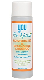 YOU Be-Natural Moisturizing & Detangling Shampoo