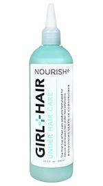 Under Hair Care: Nourishing Leave-In Conditioner