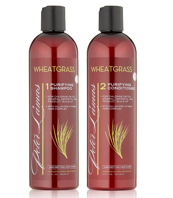 Wheatgrass Purifying Shampoo