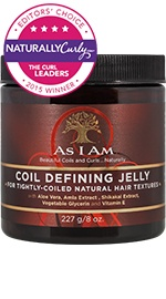 Coil Defining Jelly