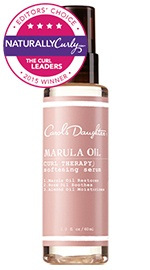 Marula Oil Curl Therapy Softening Serum