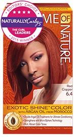Exotic Shine Color - Red Copper 6.4