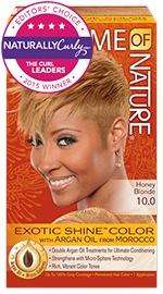 Exotic Shine Color - Honey Blonde 10.0