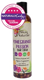 Pomegranate Passion Hair Elixir