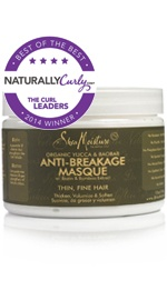 Organic Yucca & Baobab Anti-Breakage Hair Masque