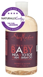 Red Tea & Babassu Baby Head-To-Toe Wash & Shampoo