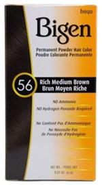 #56 Rich Medium Brown Permanent Hair Color