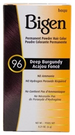 #96 Deep Burgundy Permanent Powder Hair Color