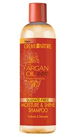 Argan Oil Moisture & Shine Shampoo