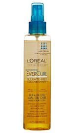 EverCurl Silk & Gloss Dual Oil Care
