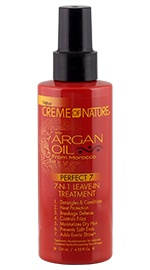 Argan Oil Perfect 7 Leave In Treatment