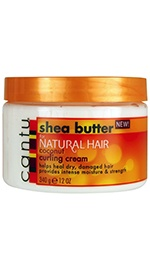 Shea Butter Coconut Curling Cream