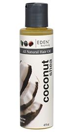 Coconut Shea All Natural Hair Oil