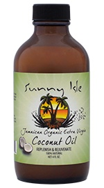 Jamaican Organic Extra Virgin Coconut Oil