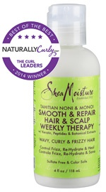 Tahitian Noni & Monoi Hair & Scalp Weekly Therapy
