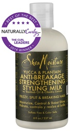 Yucca & Plantain Anti-Breakage Strengthening Styling Milk