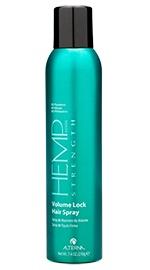 Hemp Natural Strength Volume Lock Hair Spray