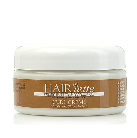 Kokum Butter and Marula Oil Curl Creme