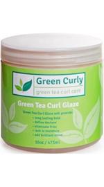 Green Tea Curl Glaze