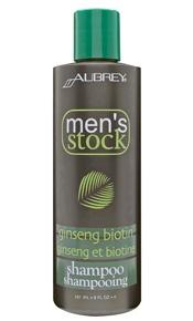 Men's Stock Ginseng Biotin Shampoo