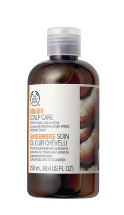 LARGE GINGER SCALP CARE SHAMPOO