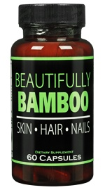 Beautifully Bamboo Skin, Hair & Nails Supplement