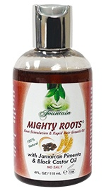 Mighty Roots with Jamaican Pimento & Black Castor Oil