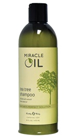 Miracle Oil Tea Tree Shampoo