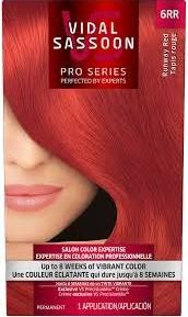 Pro Series Permanent Hair Color, London Luxe, Runway Red 6RR