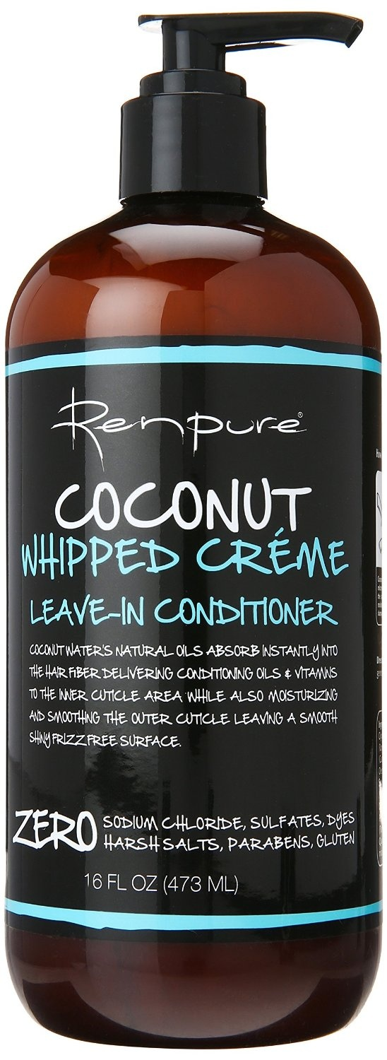 Coconut Whipped Creme Leave-In Conditioner