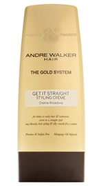 The Gold System - Get It Straight Styling Crème